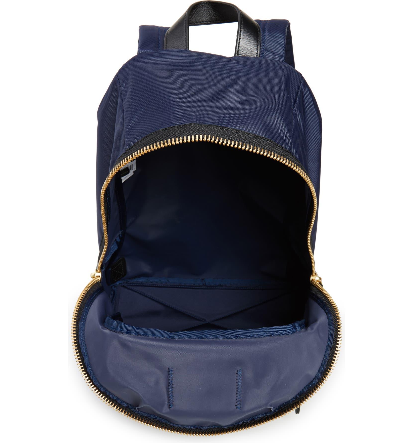 09c1f525dd9c5 Marc Jacobs Black Nylon Biker Backpack | Building Materials Bargain ...