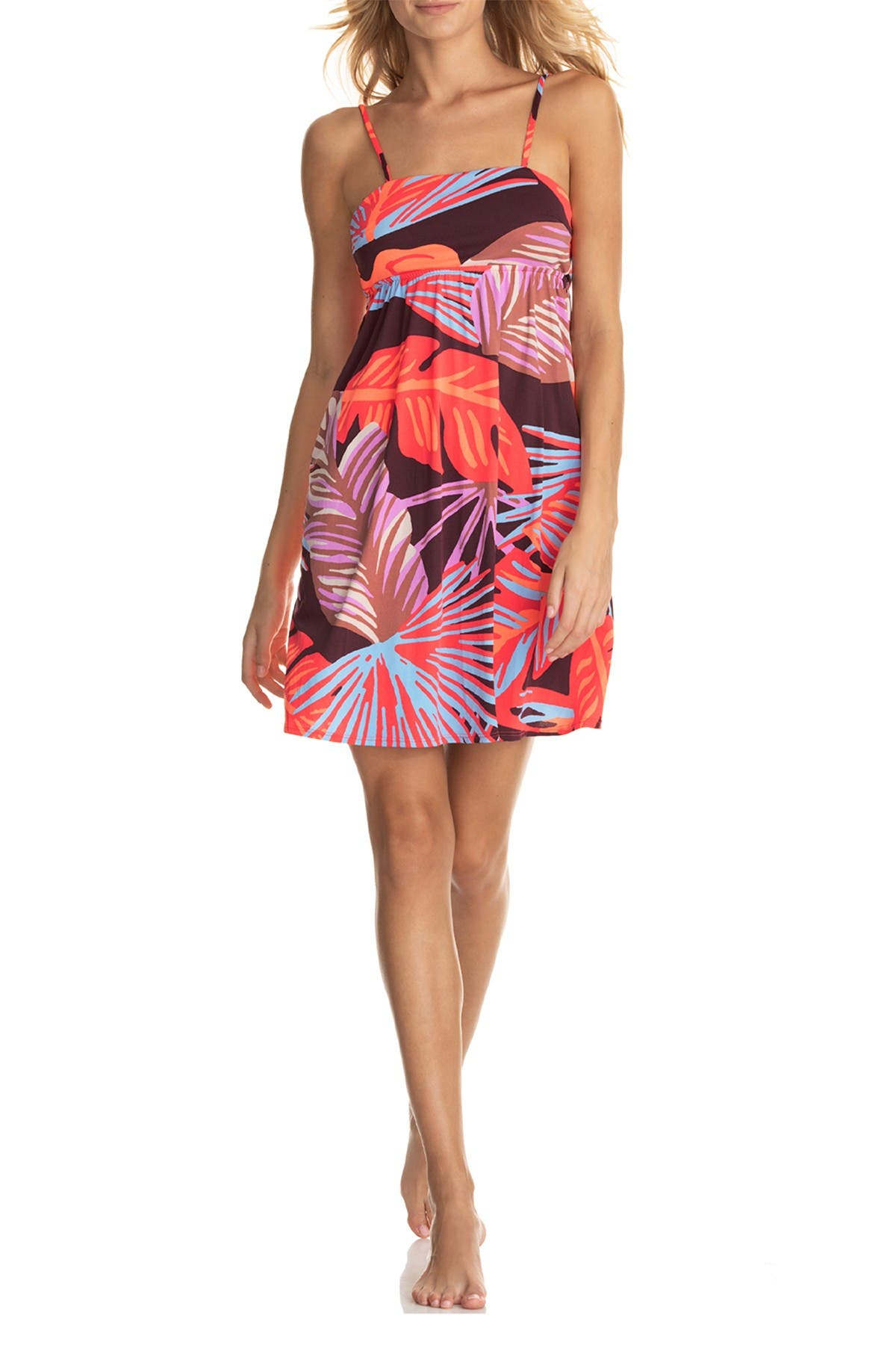 Image of Maaji Fairy Dust Cover-Up Mini Dress