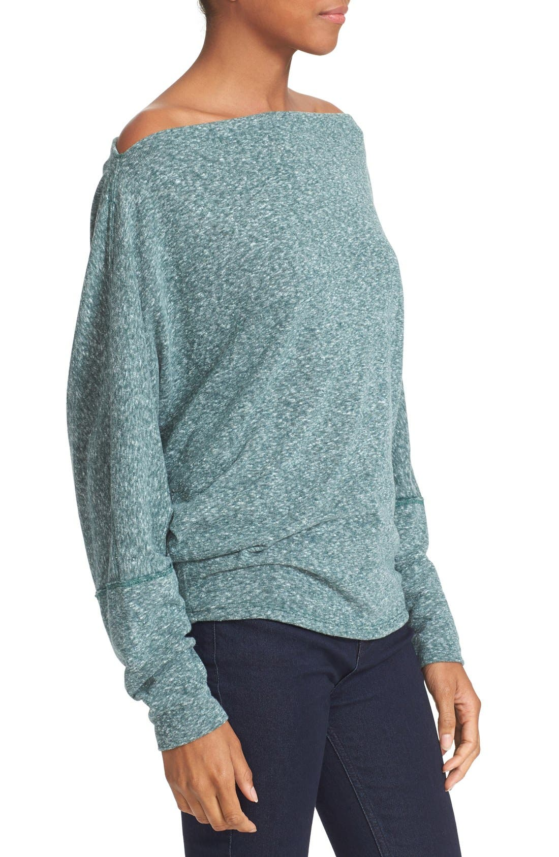 ,                             Valencia Off the Shoulder Pullover,                             Alternate thumbnail 38, color,                             440