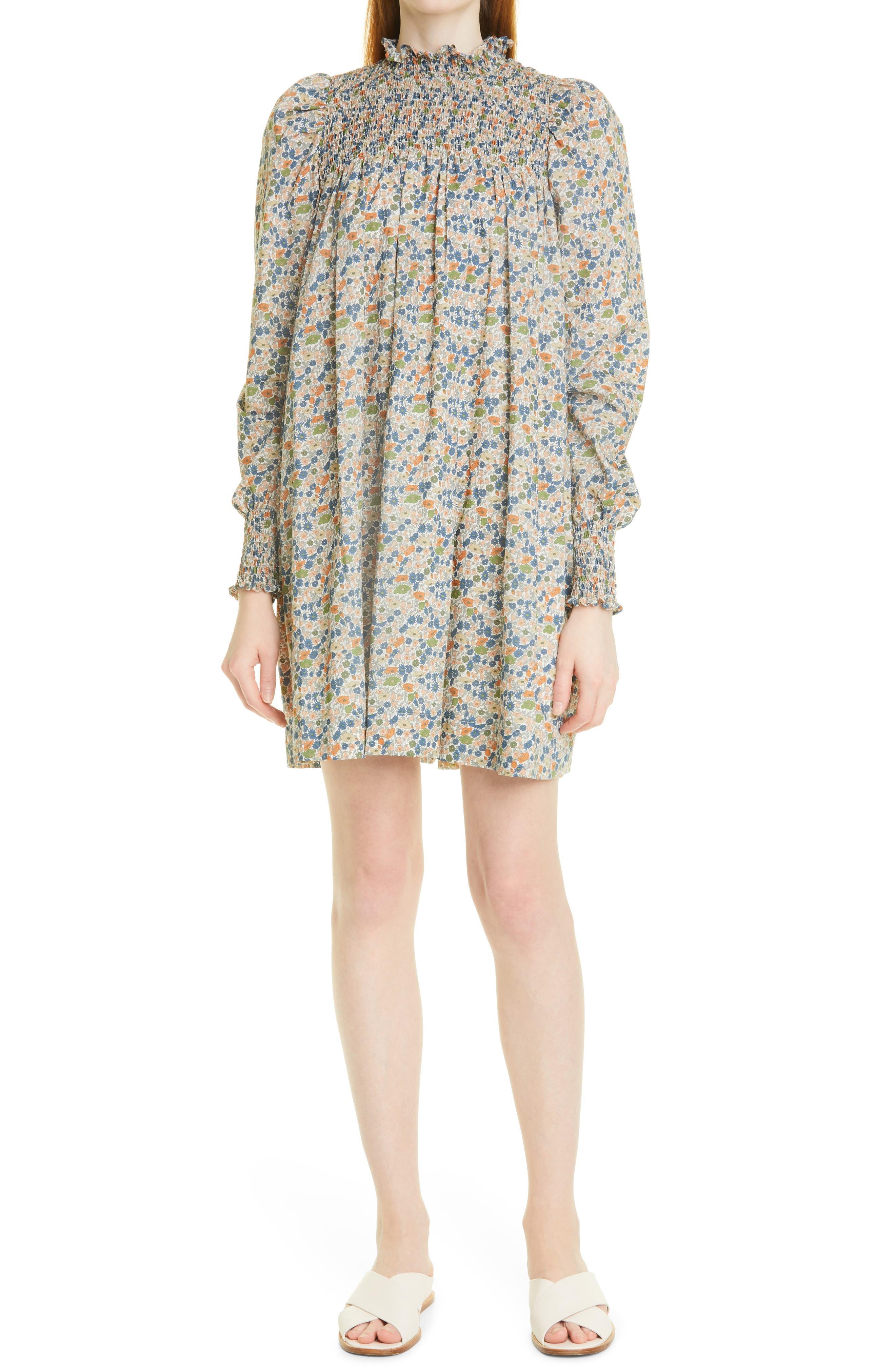 Cobra Liberty Organic Cotton Long Sleeve Dress