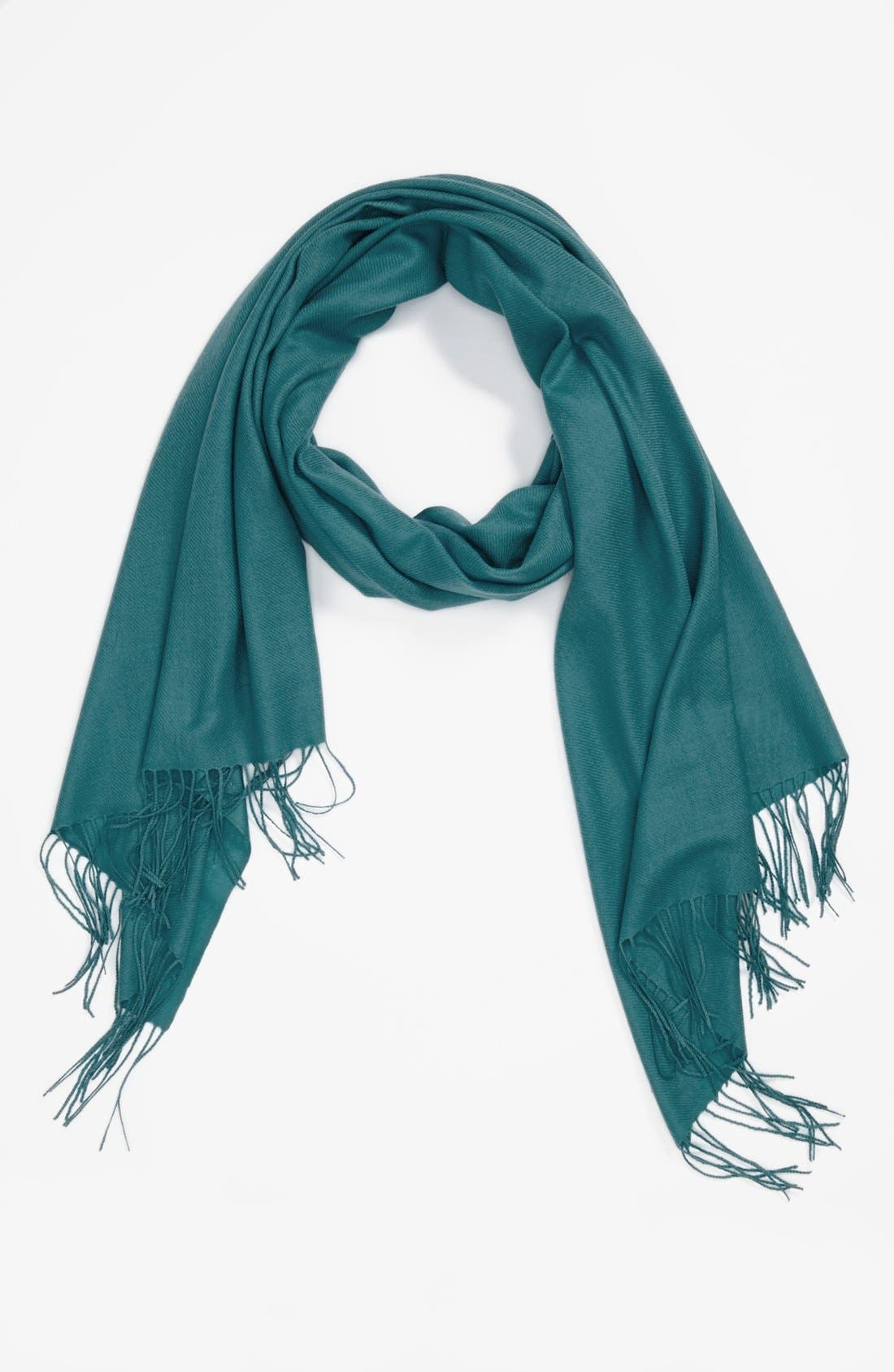 ,                             Tissue Weight Wool & Cashmere Wrap,                             Main thumbnail 92, color,                             445