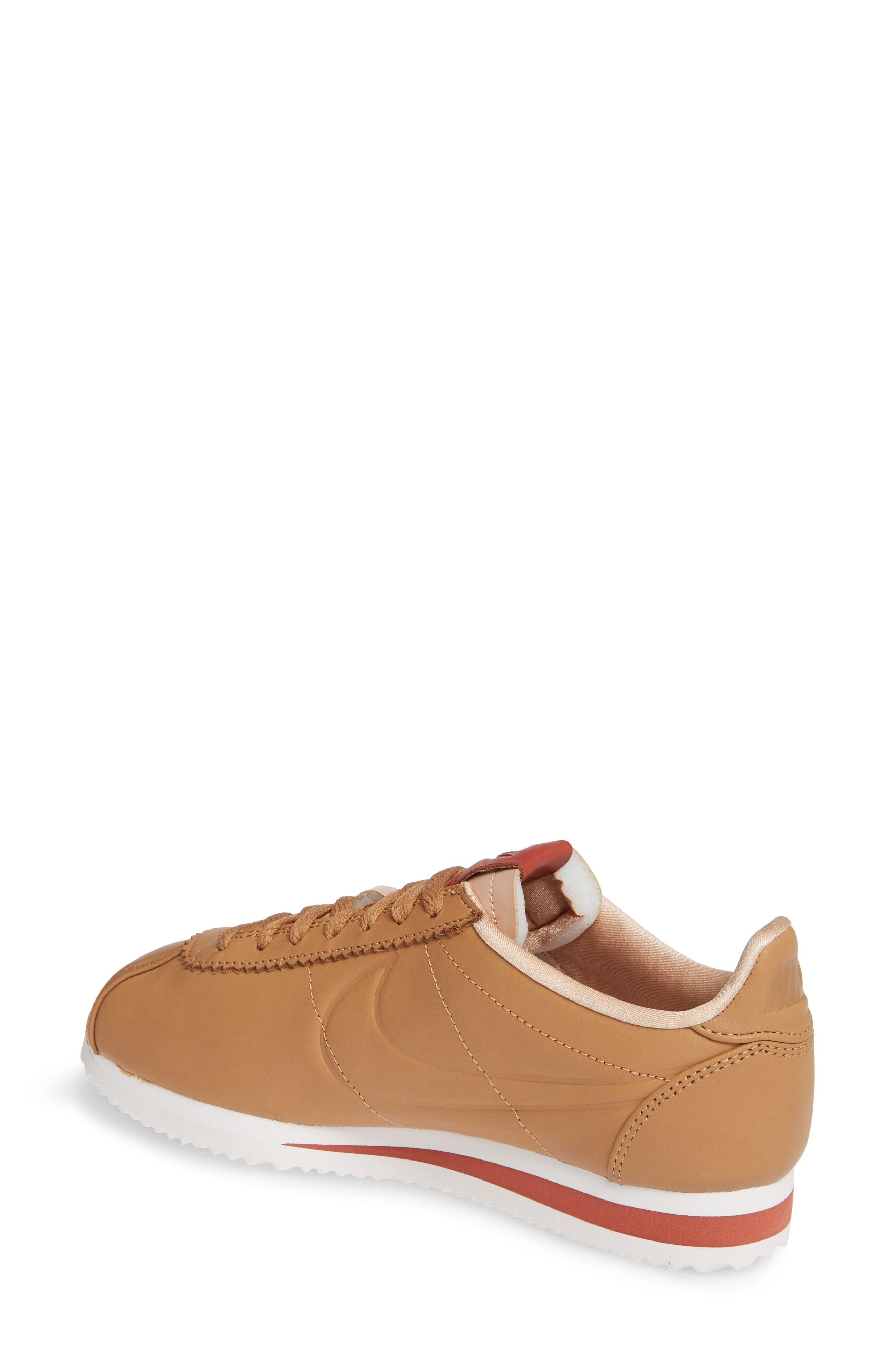 ,                             LA Cortez x Maria Sharapova Premium Sneaker,                             Alternate thumbnail 2, color,                             200