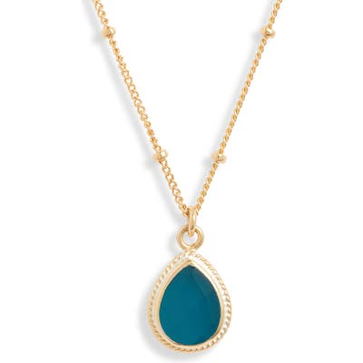 Anna Beck Small Pendant Necklace
