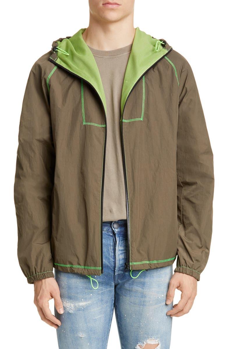 John Elliott Hooded Jacket
