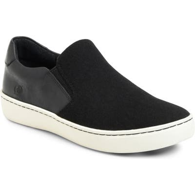 B?rn Skit Slip-On Sneaker- Black