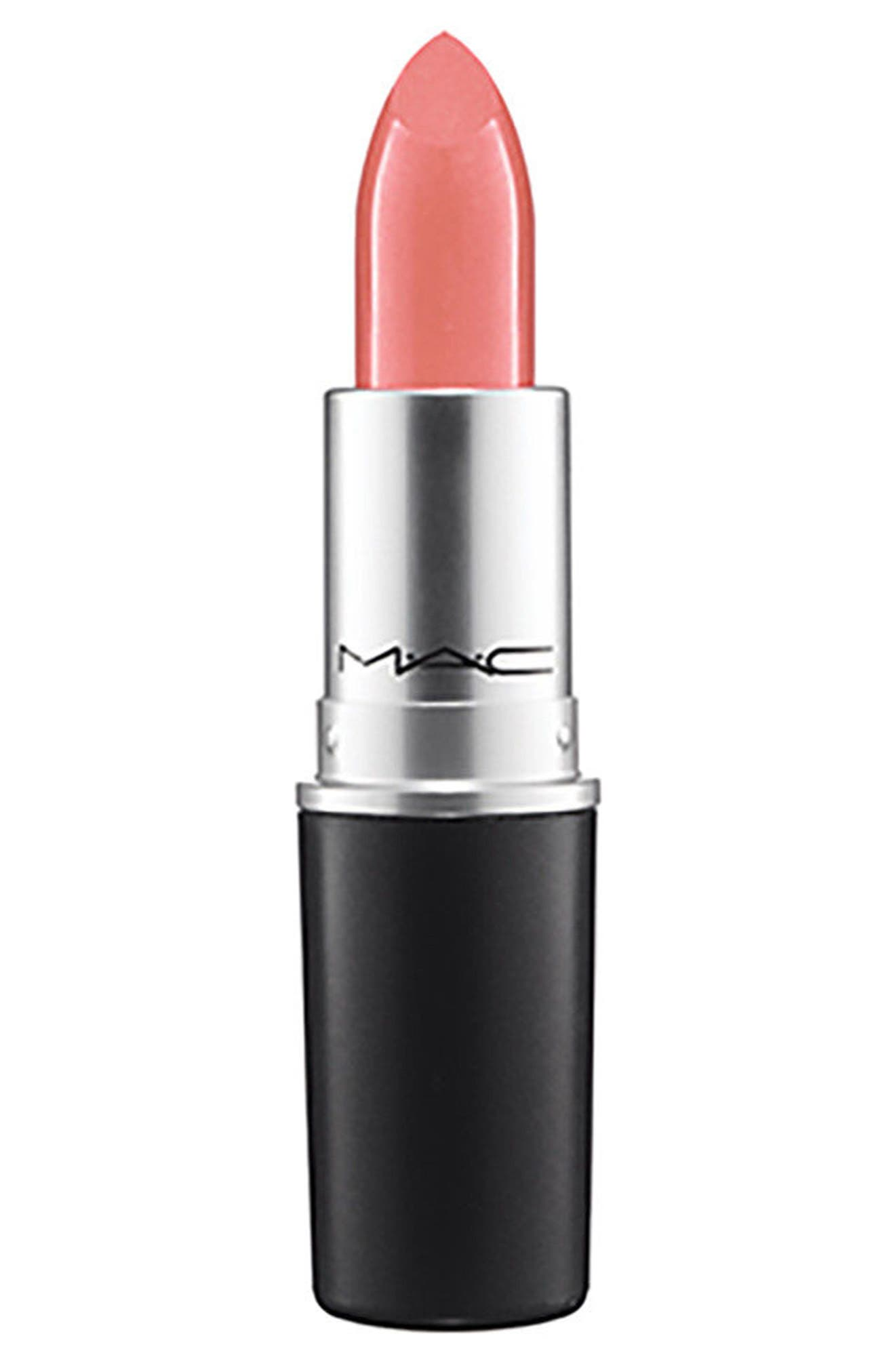 ,                             MAC Strip Down Nude Lipstick,                             Main thumbnail 79, color,                             097
