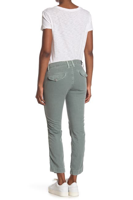 Image of NSF CLOTHING Edith Skinny Tape Seam Trousers