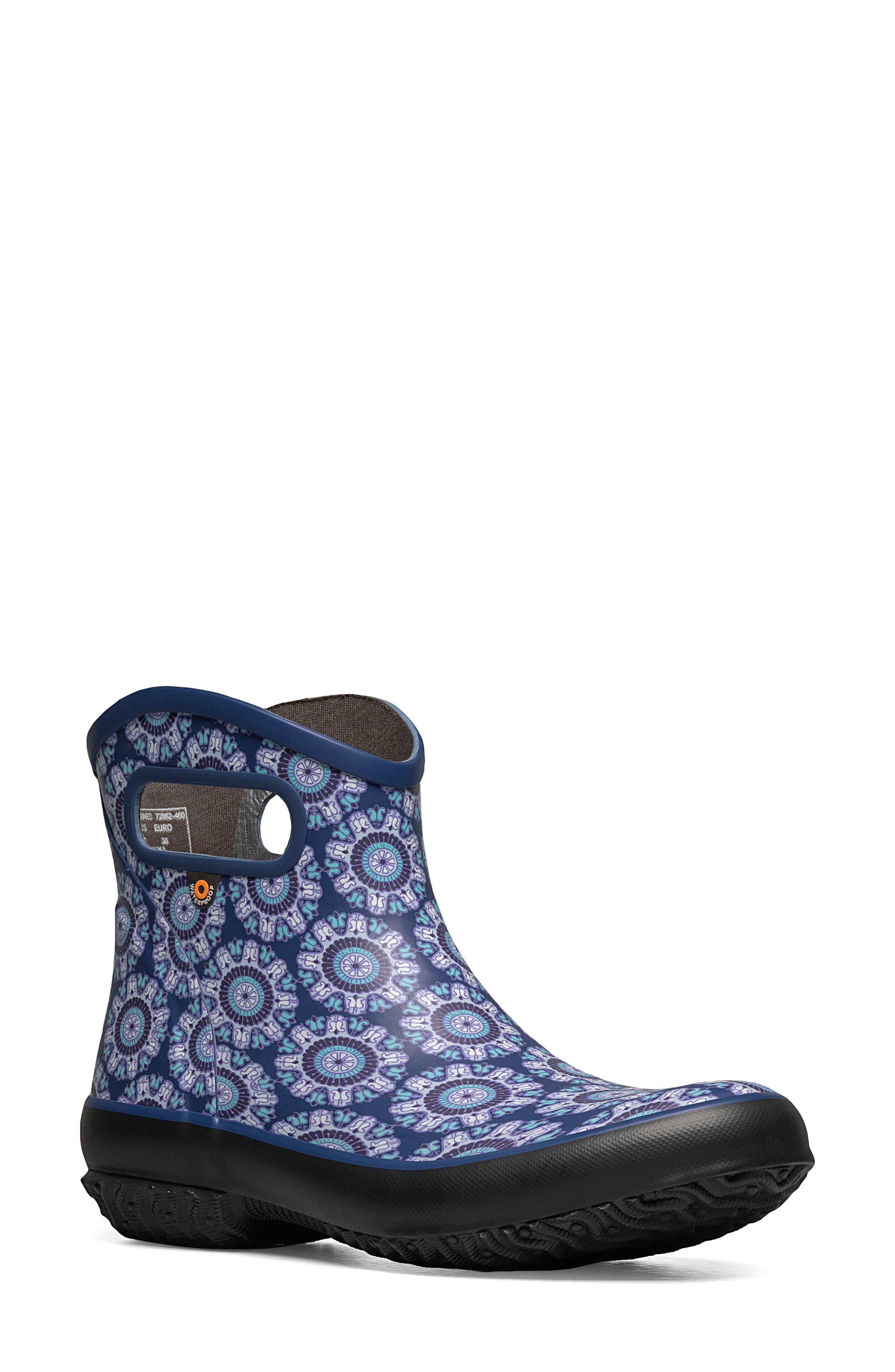 Patch Waterproof Rain Boot