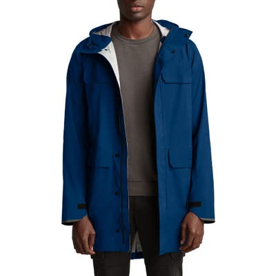 Canada Goose Seawolf Packable Waterproof Jacket, Blue