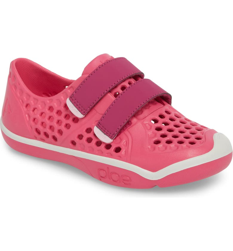 PLAE Mimo Customizable Sneaker, Main, color, FUCHSIA/ PURPLE