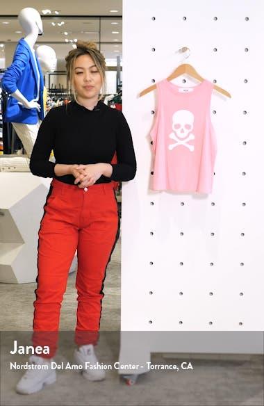 Callie Crop Tank, sales video thumbnail
