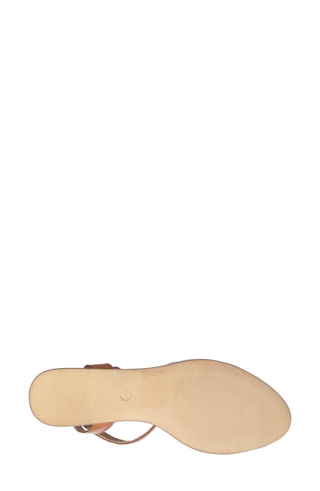 ,                             'Brand New' Ankle Strap Calf Hair Sandal,                             Alternate thumbnail 11, color,                             110