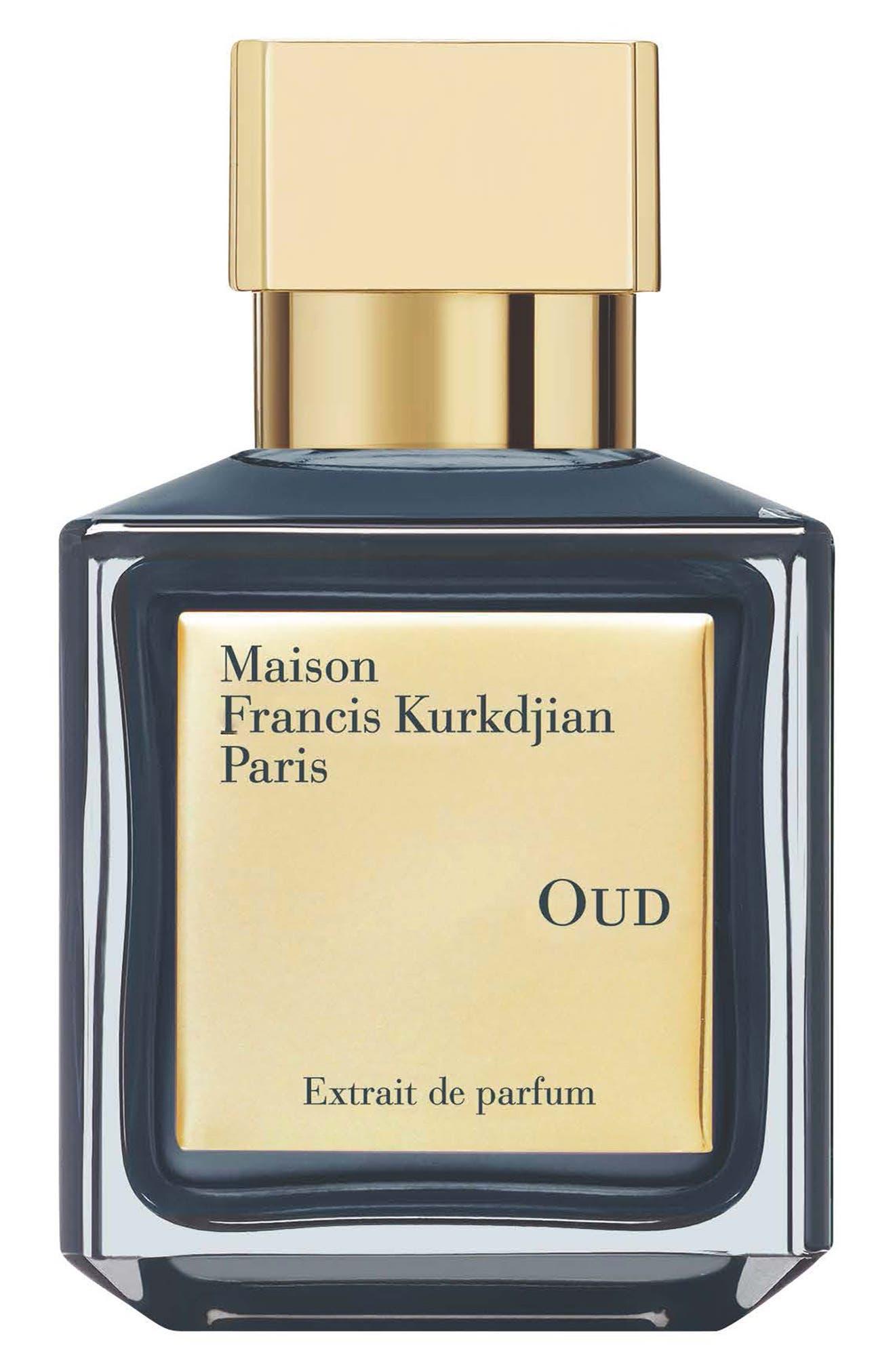 Paris Oud Extrait De Parfum