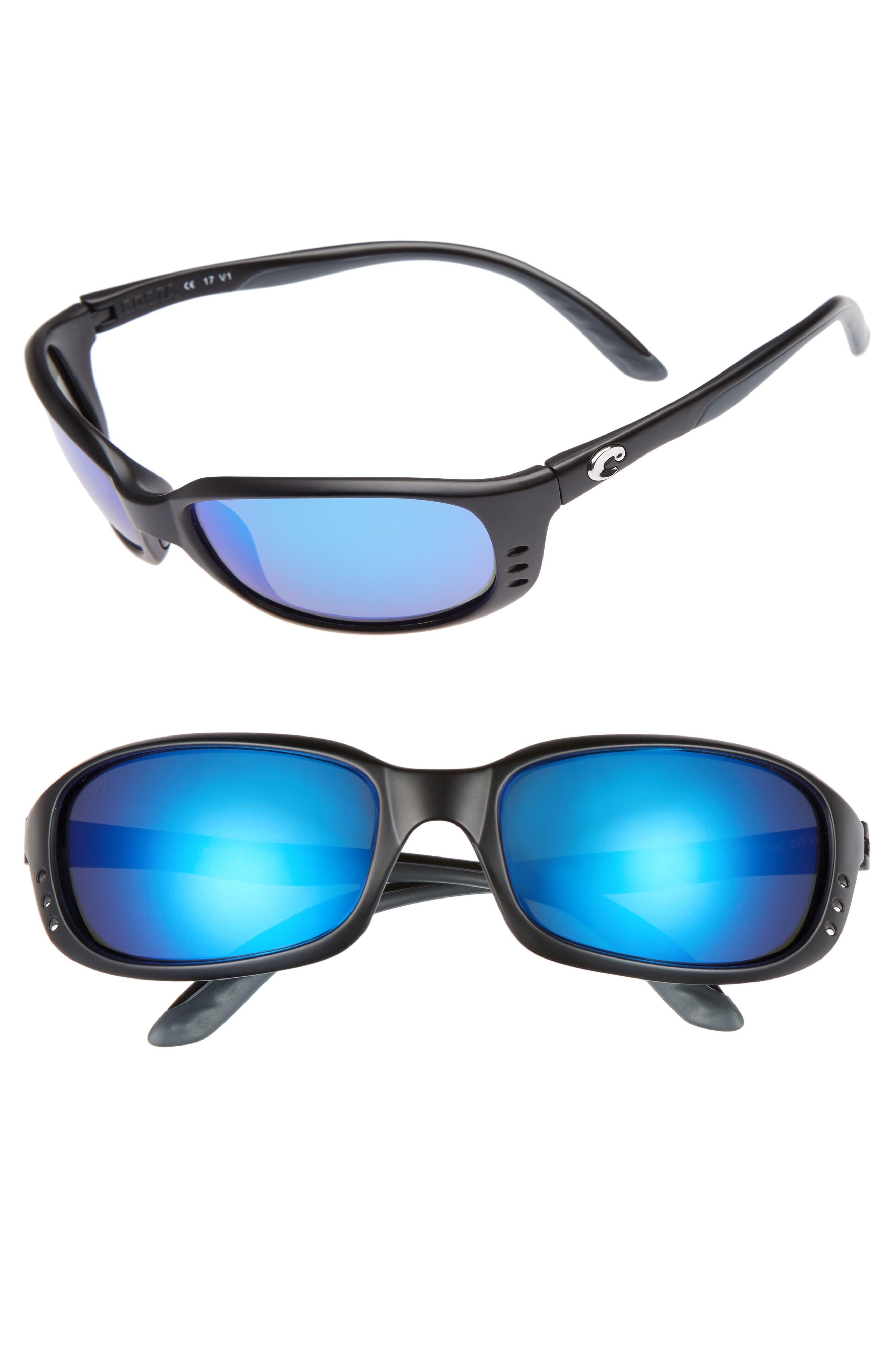 Brine 60mm Polarized Sunglasses