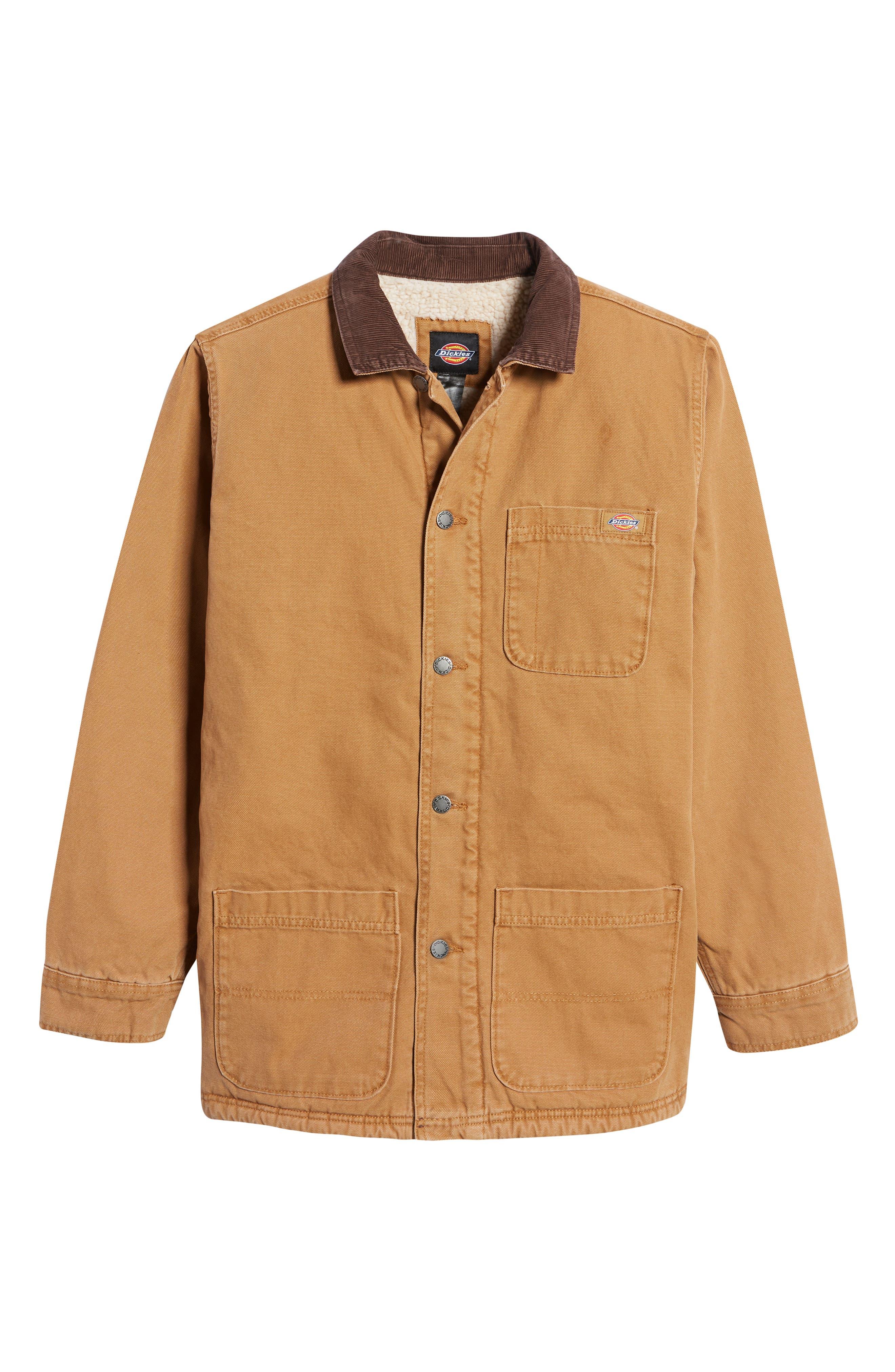 Duck Cotton Canvas Chore Jacket