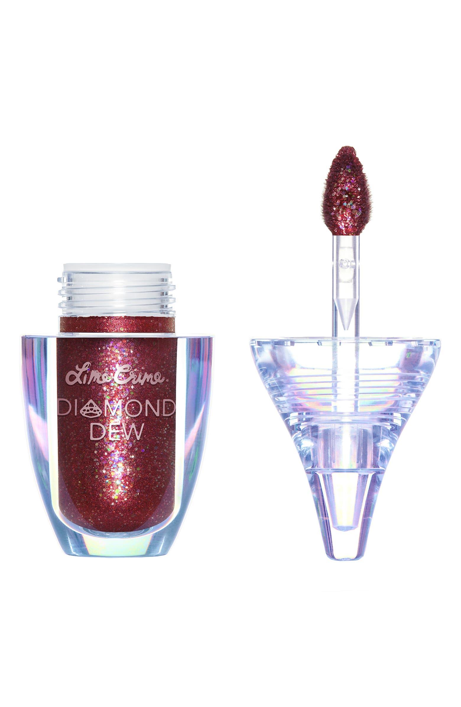 Diamond Dew Glitter Liquid Eyeshadow LIME CRIME