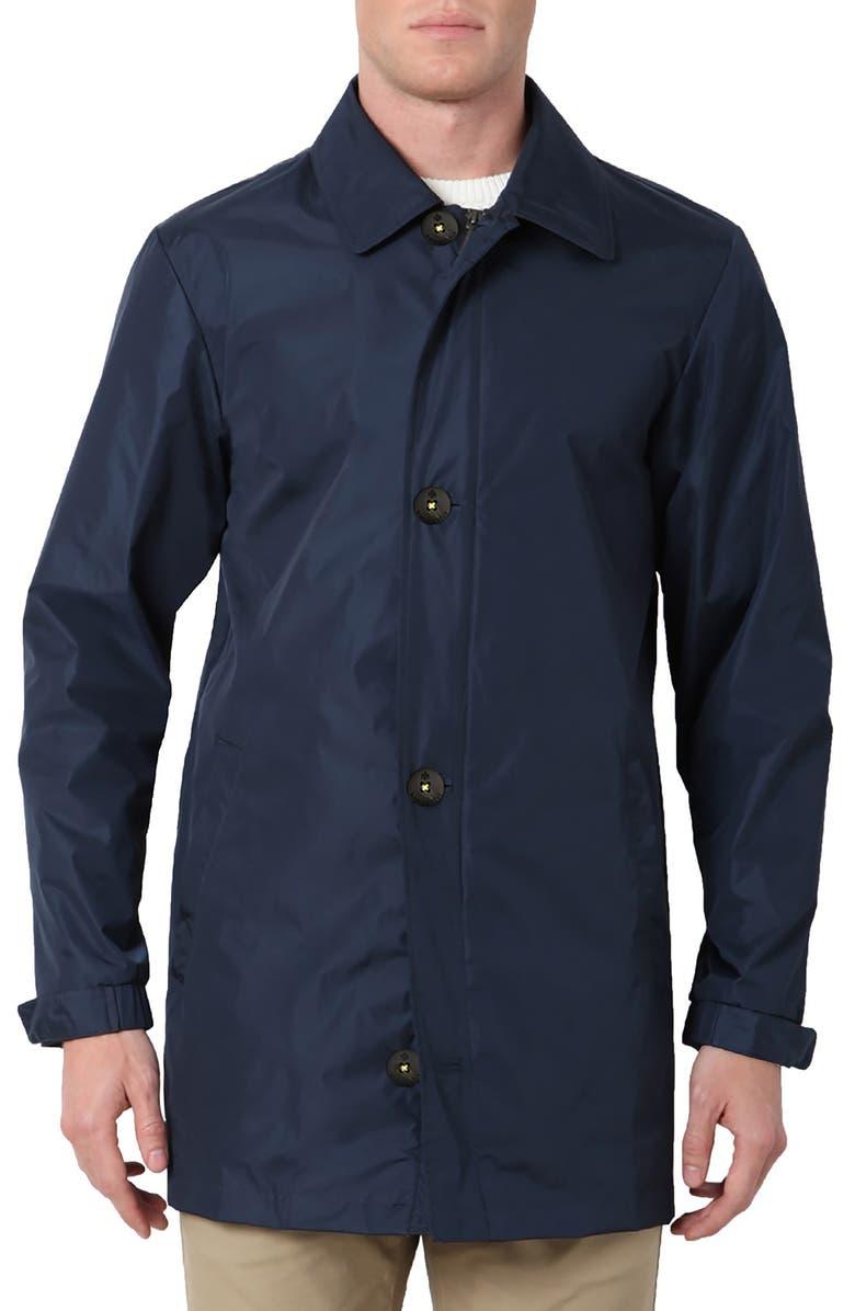 RAINFOREST Waterproof Nylon Raincoat, Main, color, 412