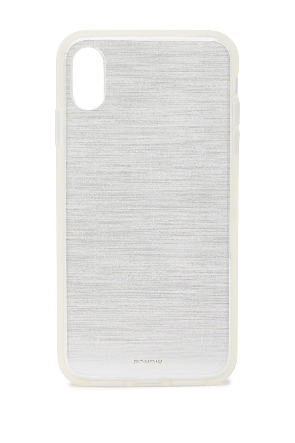 Image of SONIX Clear Coat iPhone X Case