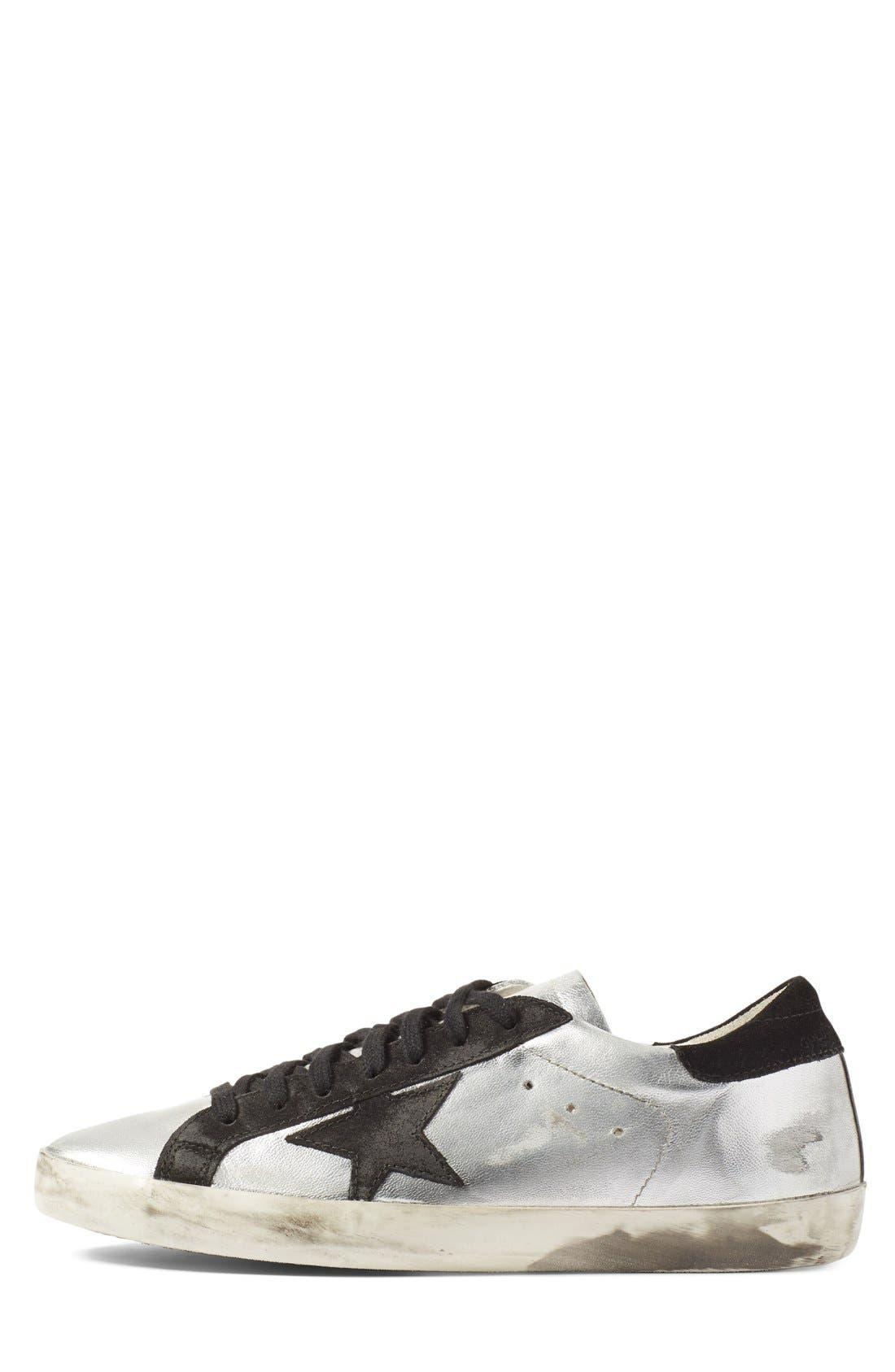 ,                             'Superstar' Sneaker,                             Alternate thumbnail 104, color,                             040