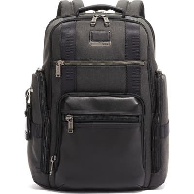 Tumi Alpha Bravo Sheppard Deluxe Water Resistant 15-Inch Backpack -