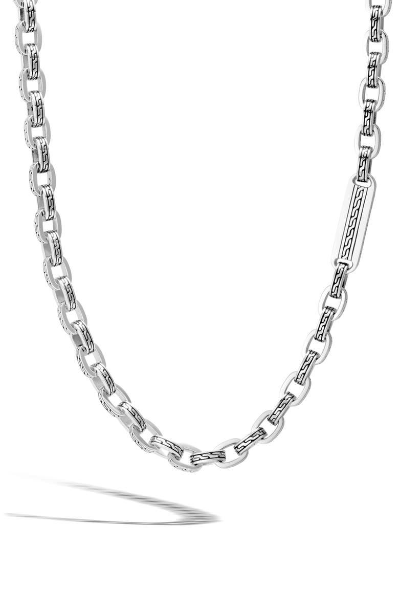 JOHN HARDY Classic Chain Box Chain Necklace, Main, color, 040