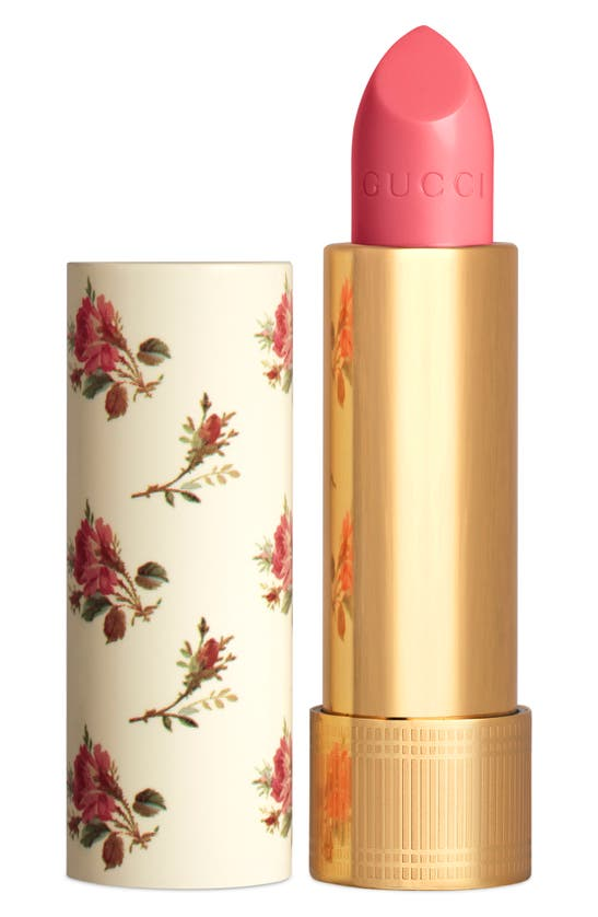 Gucci Rouge A Levres Voile Sheer Lipstick In Pink
