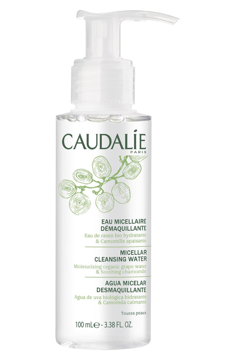 CAUDALÍE Micellar Cleansing Water, Main, color, NO COLOR