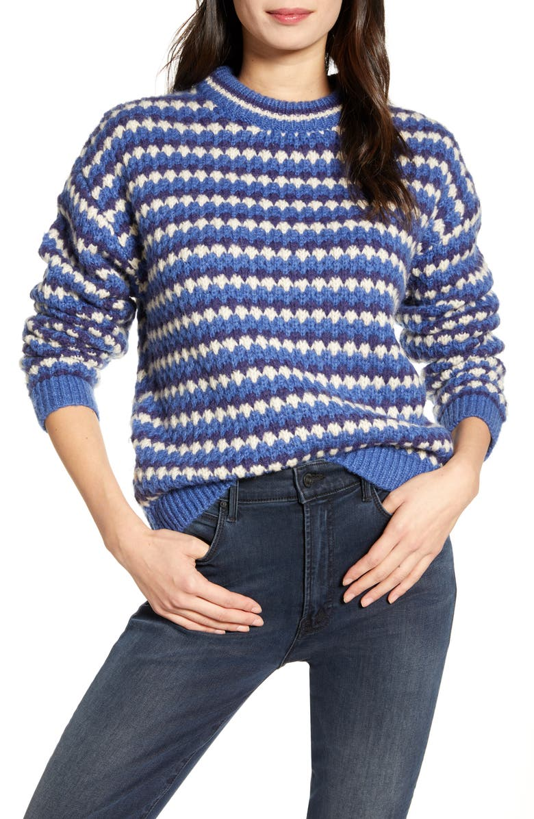 REBECCA MINKOFF Katherine Sweater, Main, color, 401