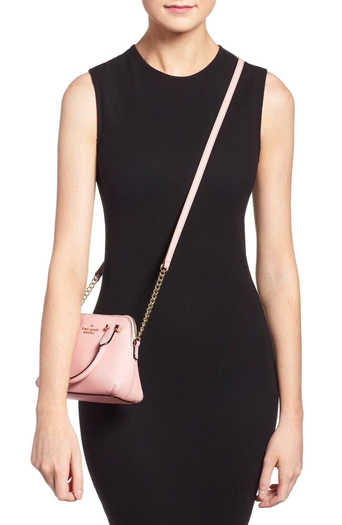 ,                             'cedar street - mini maise' crossbody bag,                             Alternate thumbnail 9, color,                             650