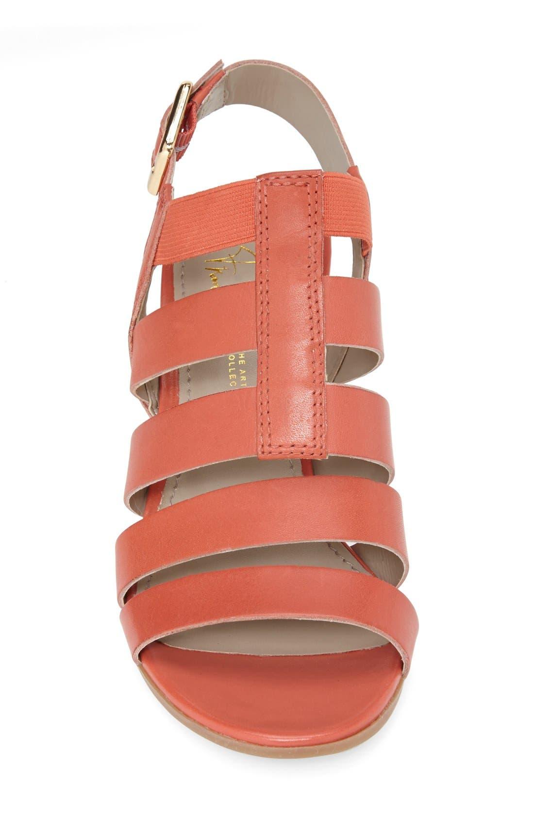 ,                             'Montage' Leather Sandal,                             Alternate thumbnail 18, color,                             800