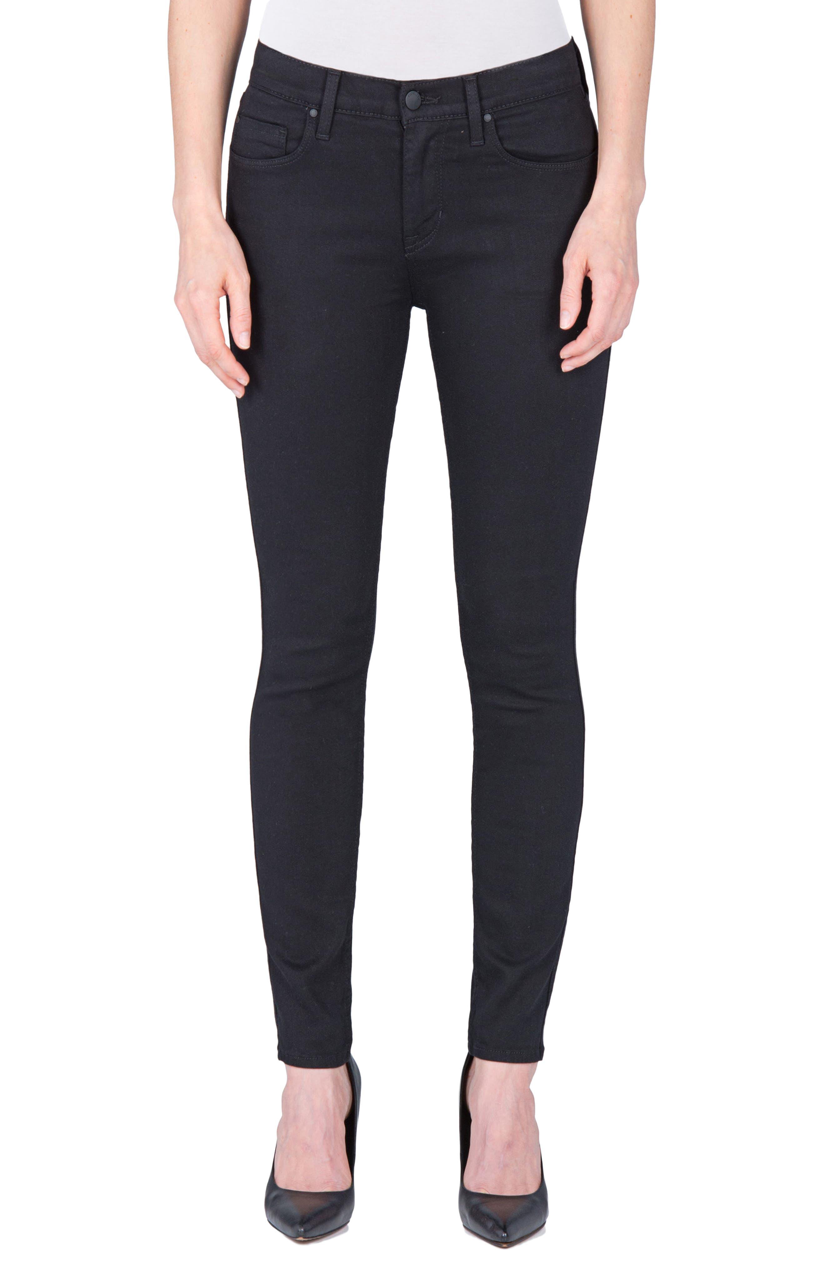 Gwen High Rise Skinny Jeans