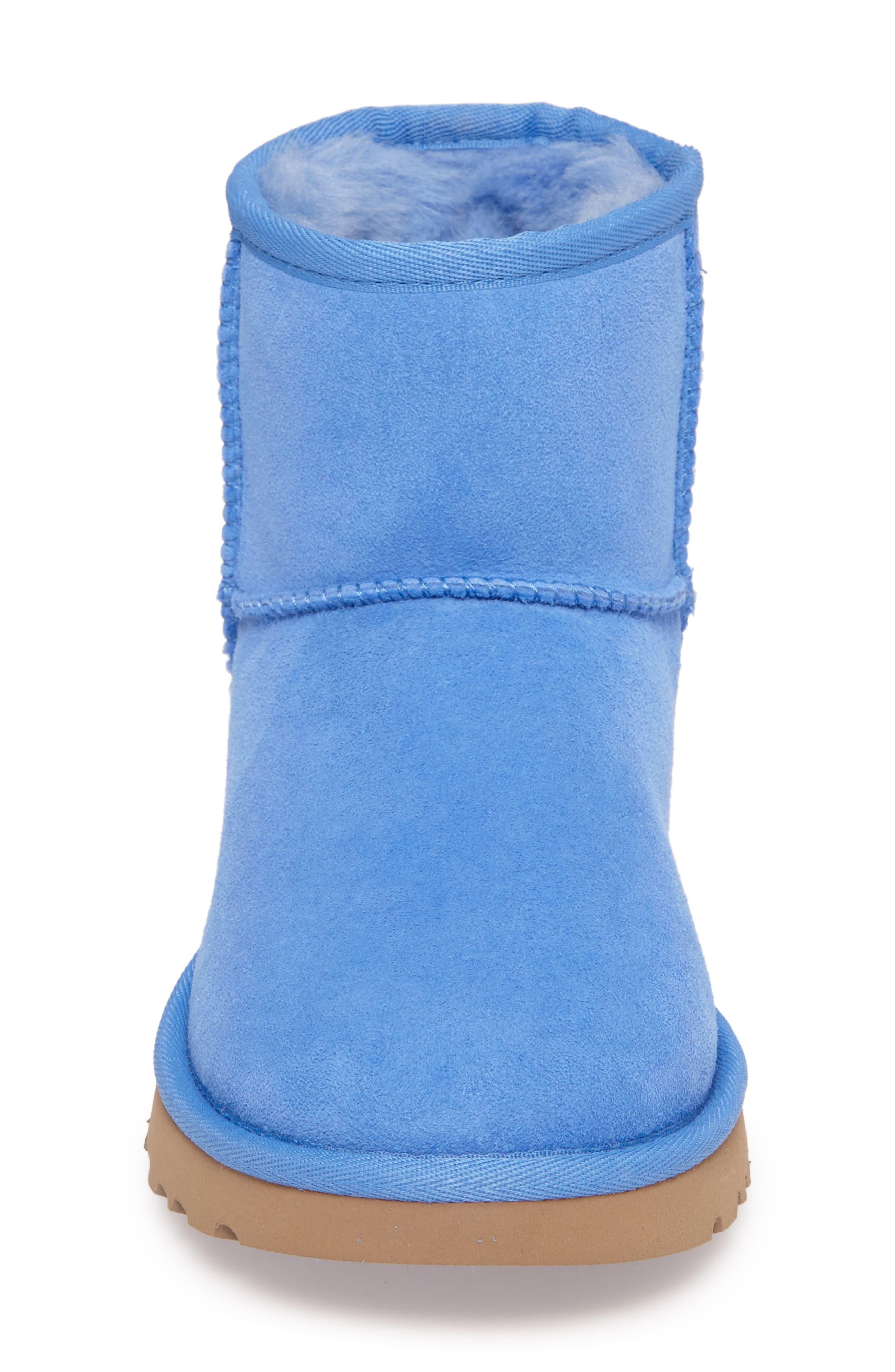 ,                             Classic Mini II Genuine Shearling Lined Boot,                             Alternate thumbnail 34, color,                             401