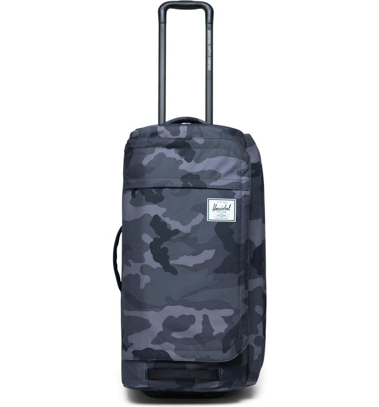 HERSCHEL SUPPLY CO. 24-Inch Wheelie Rolling Carry-On, Main, color, NIGHT CAMO