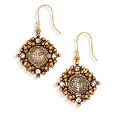 Virgins Saints & Angels Petite Cloister Earrings