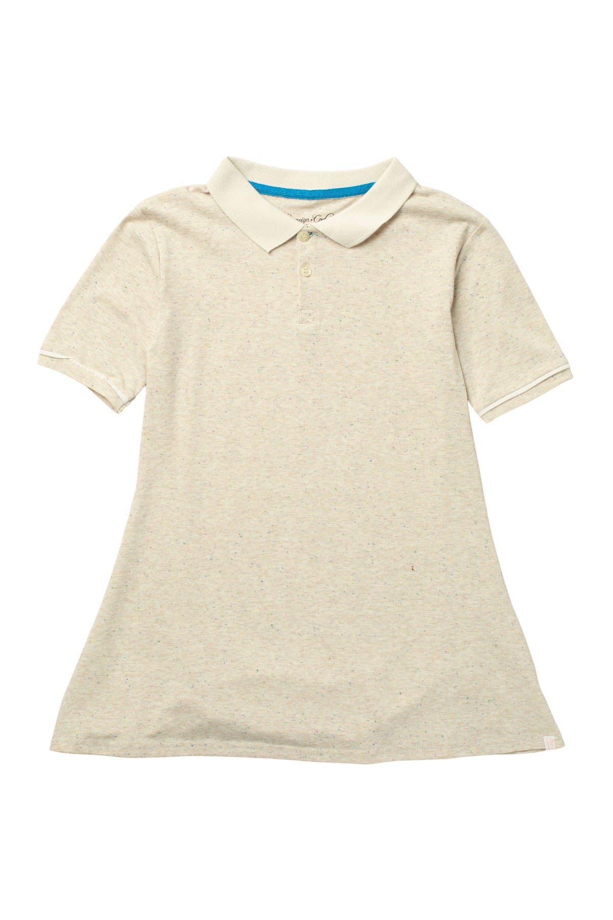 Image of Sovereign Code Bernice Polo Shirt Dress