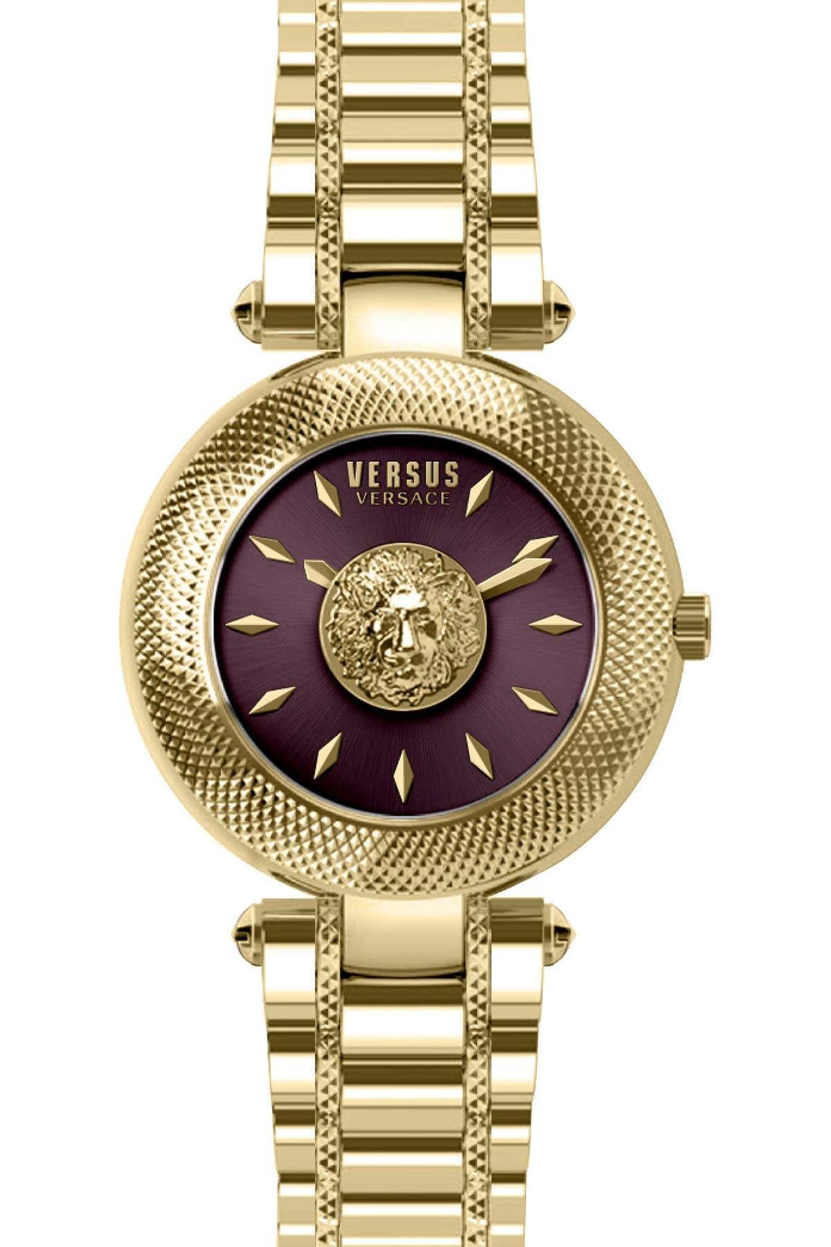 Image of VERSUS Women's Brick Lane Bracelet Watch, 40mm