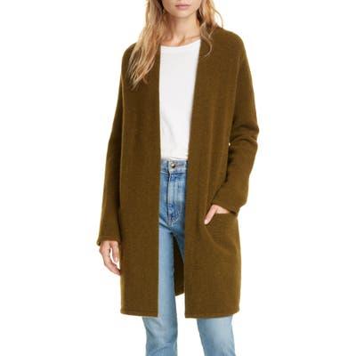 Jenni Kayne Wool Blend Sweater Coat, Green