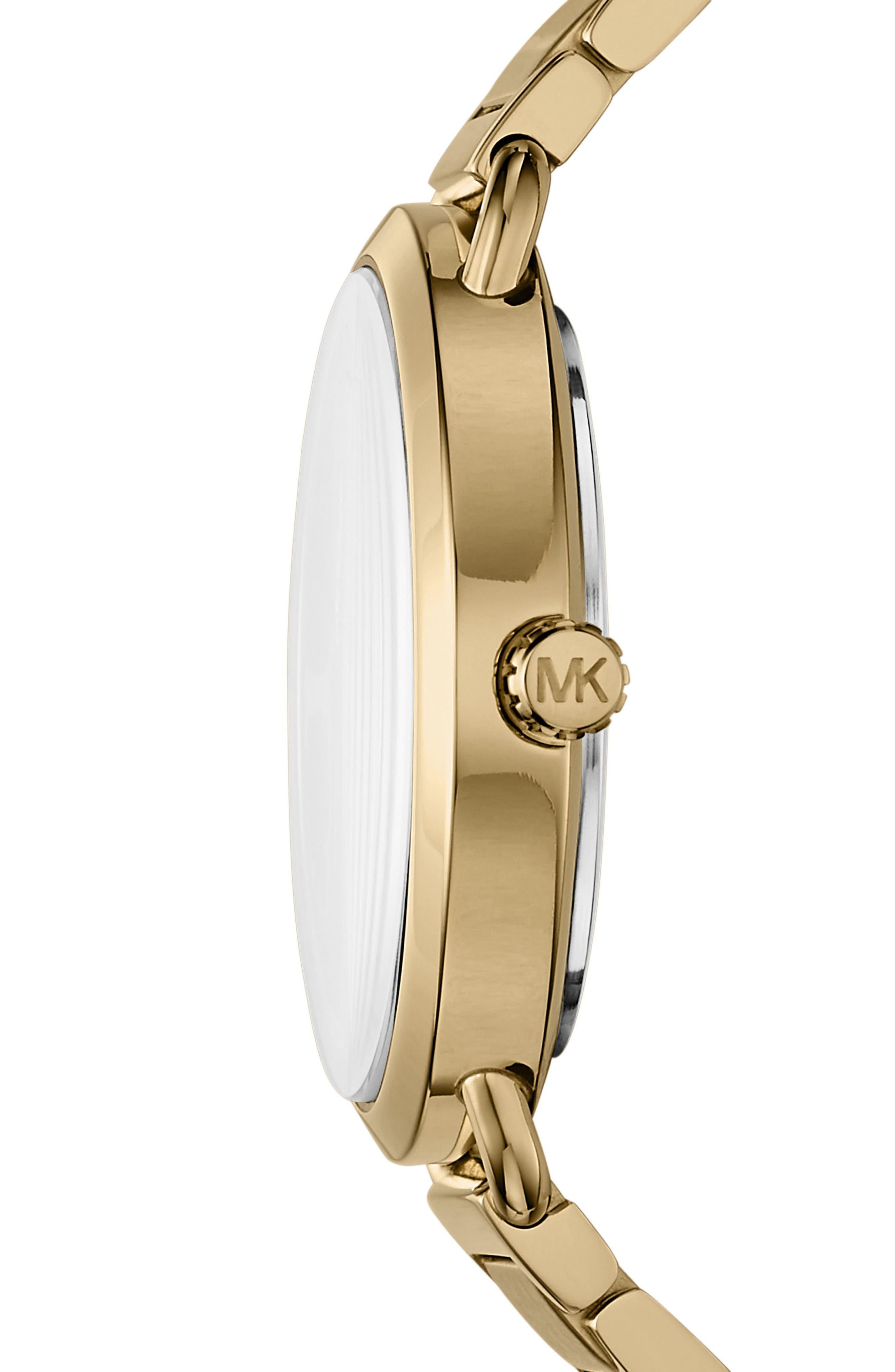 ,                             Portia Round Bracelet Watch, 36.5mm,                             Alternate thumbnail 16, color,                             715