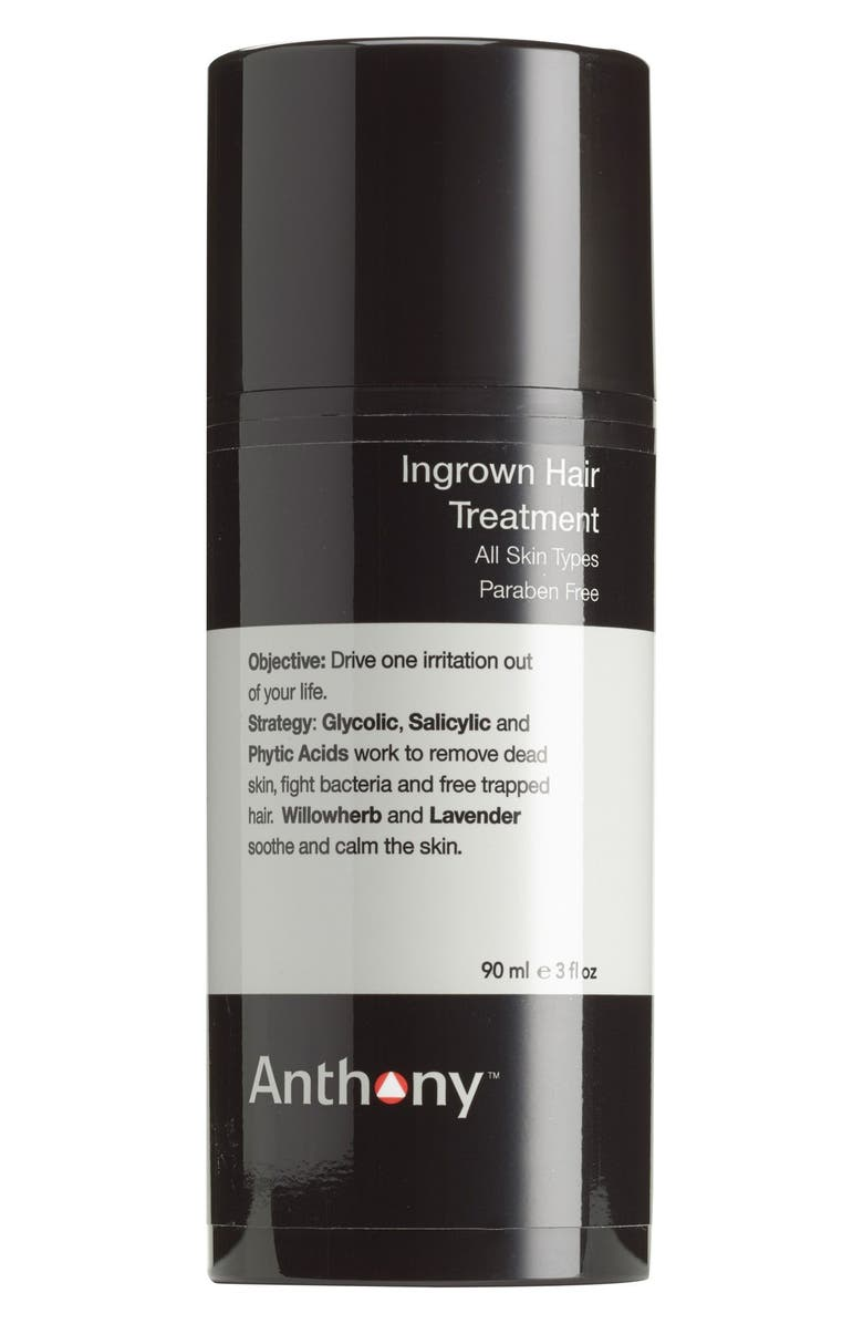 ANTHONY<SUP>™</SUP> Ingrown Hair Treatment, Main, color, NO COLOR