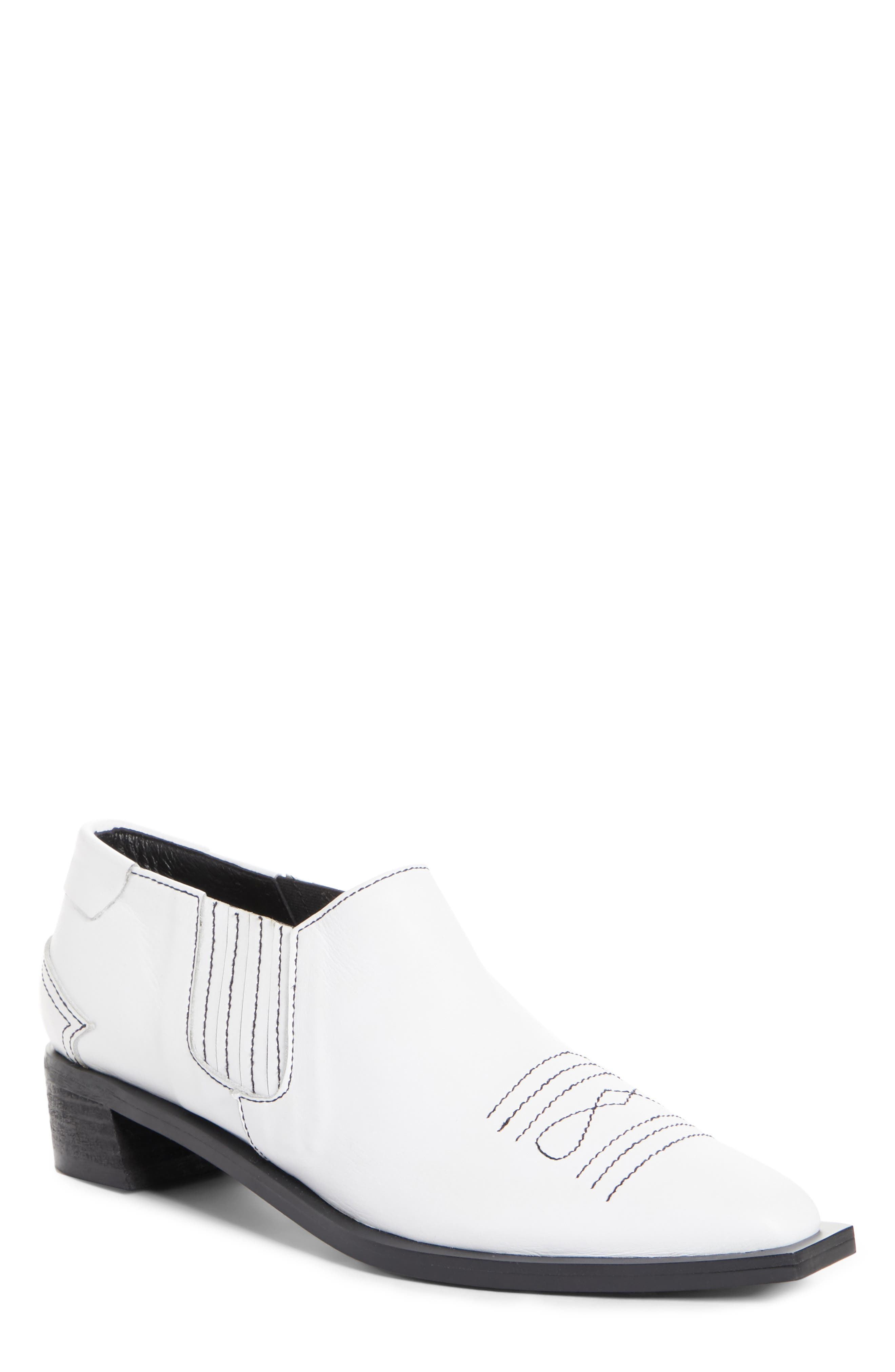 Reike Nen Western Loafer, White