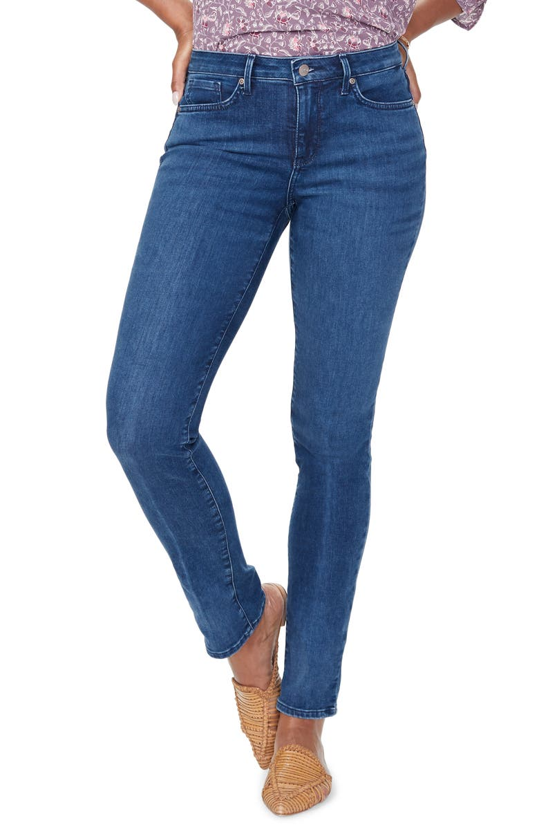 NYDJ Sheri Slim Jeans, Main, color, 400