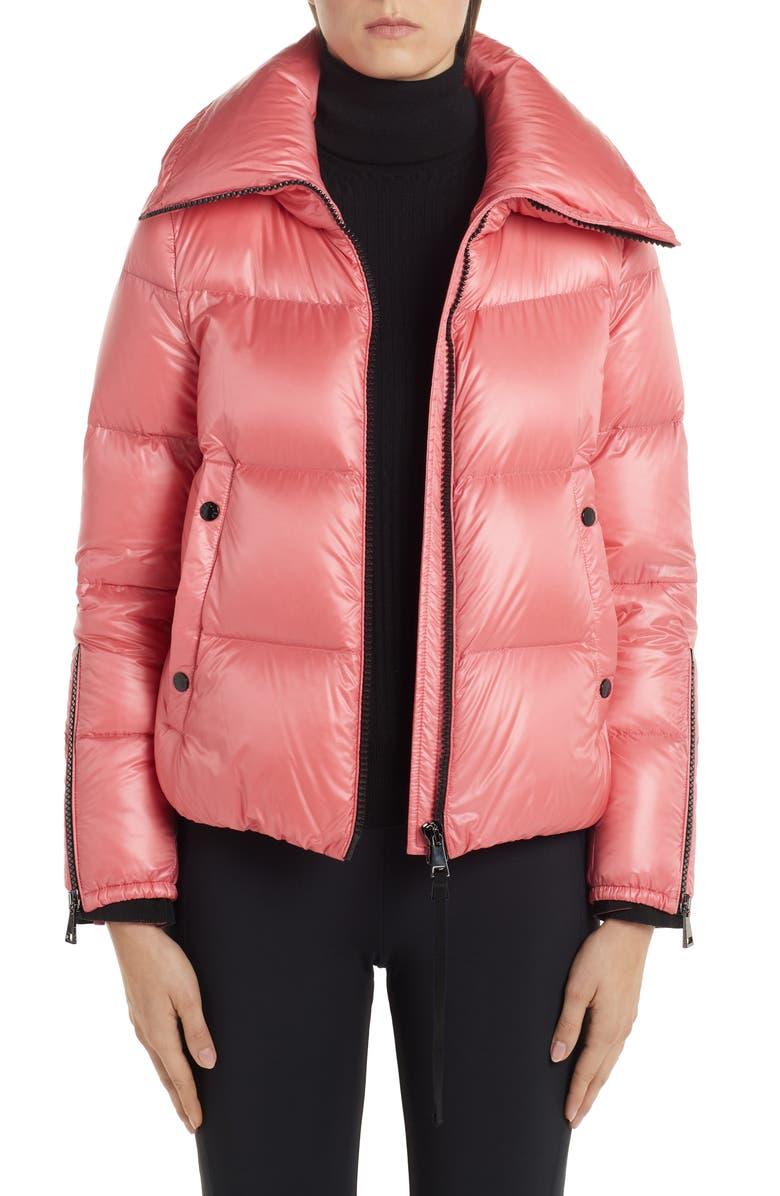 MONCLER Bandama Down Puffer Jacket, Main, color, 600