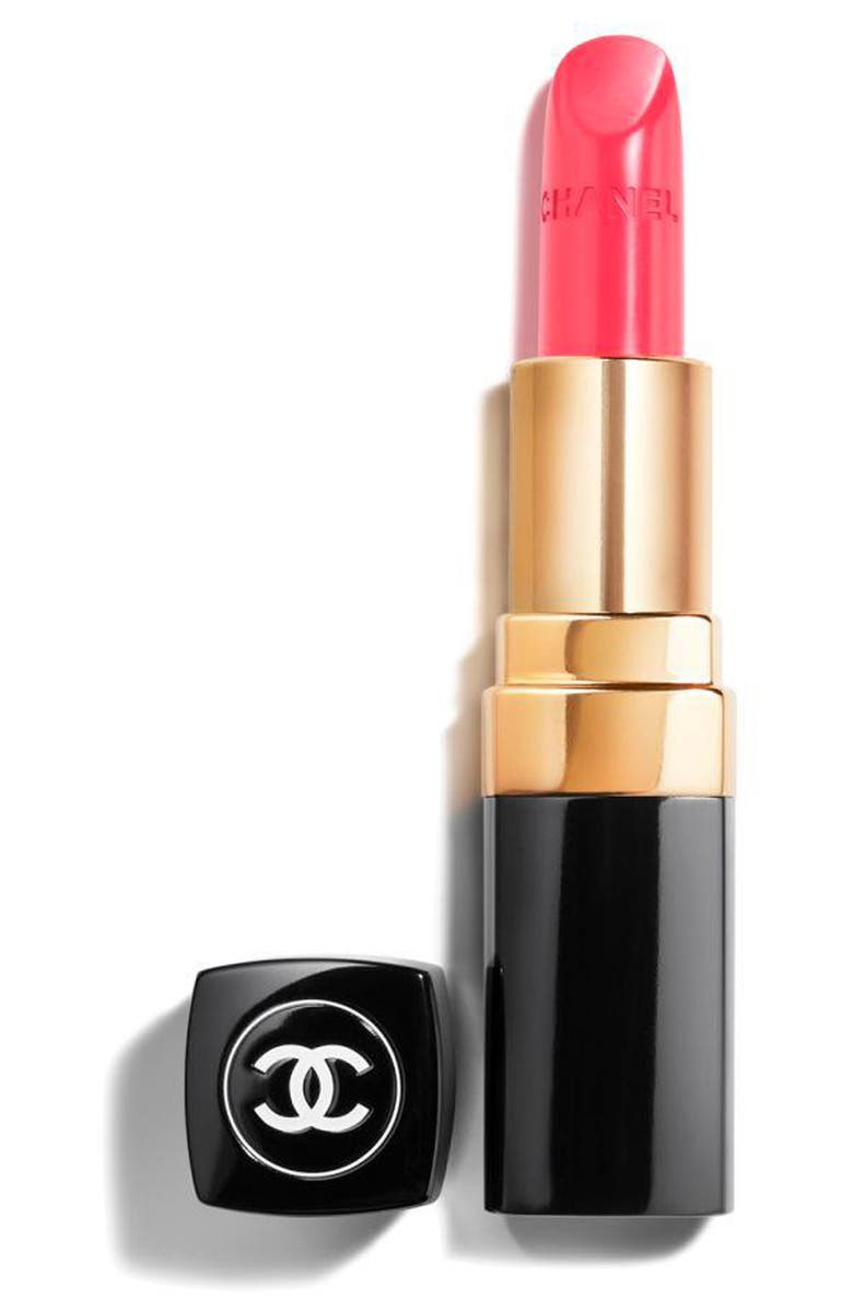 CHANEL ROUGE COCO <br />Ultra Hydrating Lip Colour, Main, color, 486 AMI