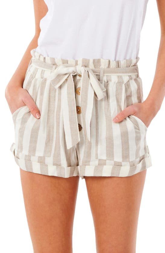 Rip Curl Shorts ASHORE STRIPE SHORTS