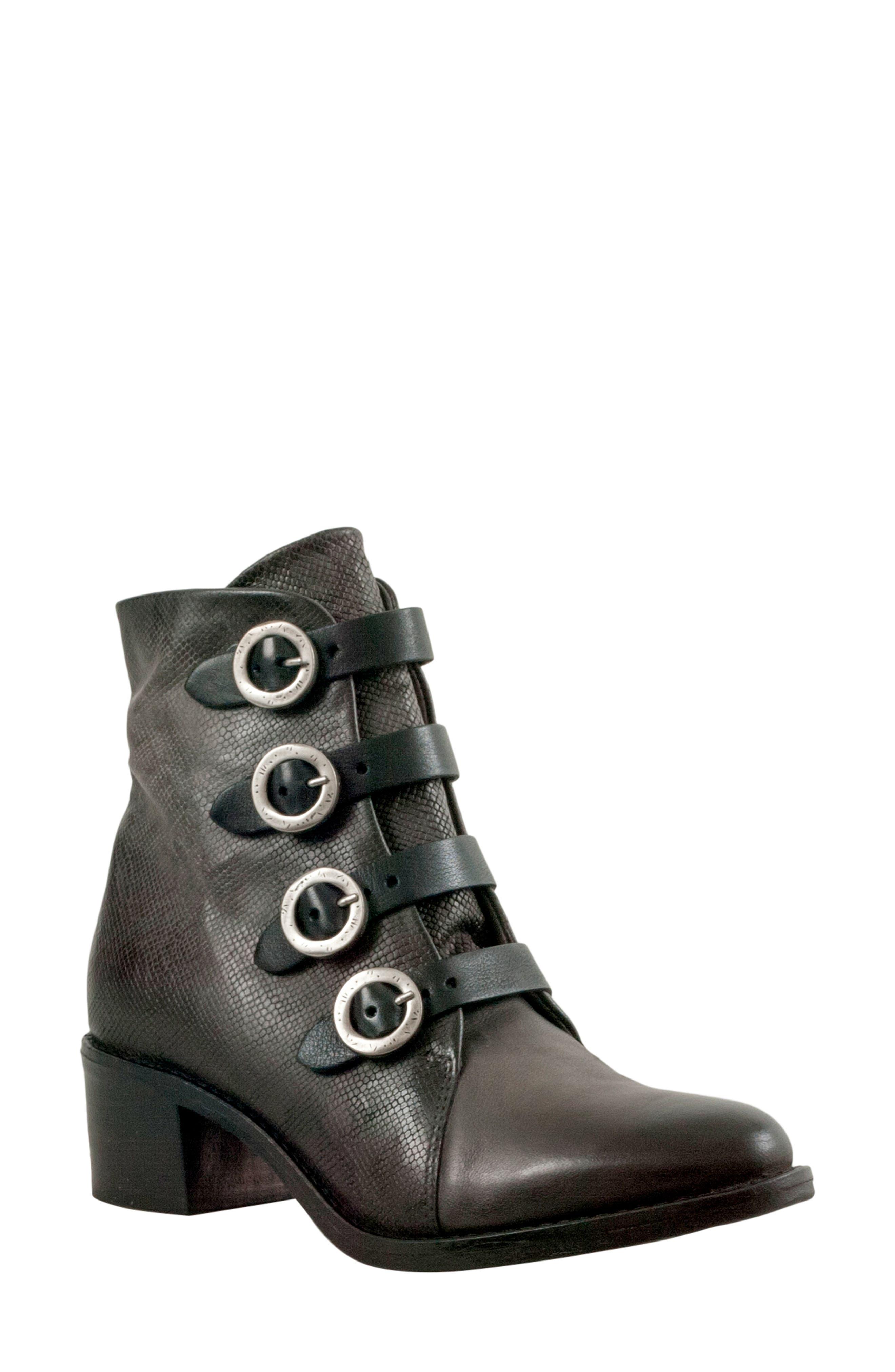 Miz Mooz Fawn Boot Grey