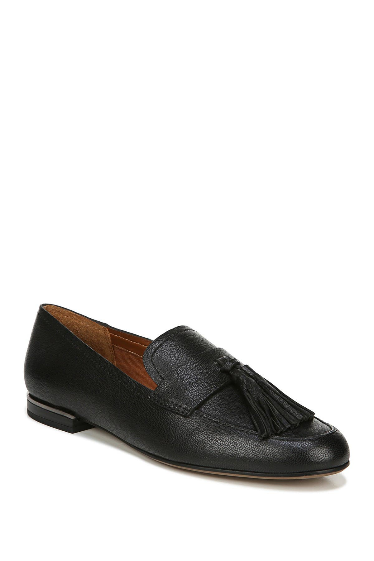 Image of Franco Sarto Brixley Leather Tassel Loafer