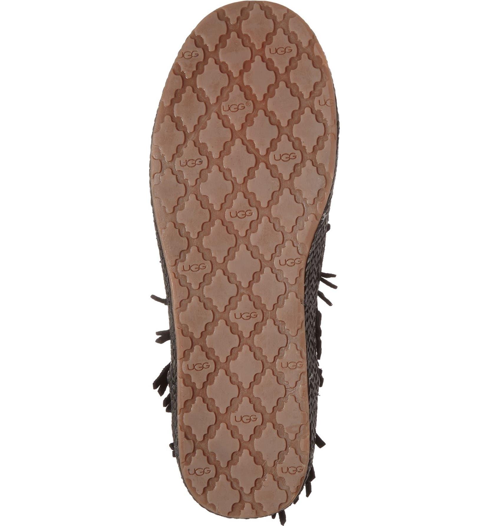 589ae8f9aa8 'Shenendoah' Fringe Ankle Boot