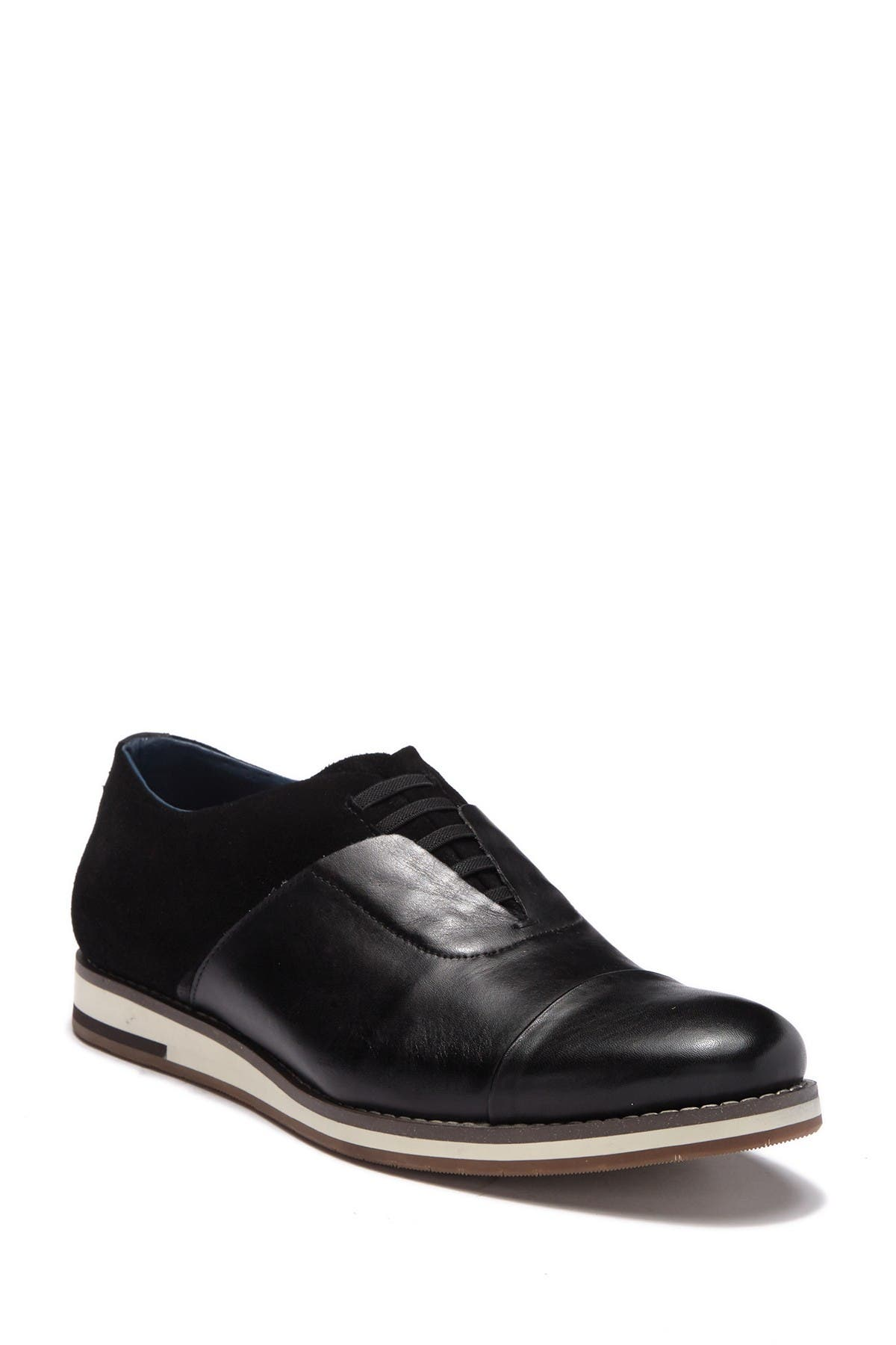 Image of Vintage Foundry The Laurent Leather Oxford