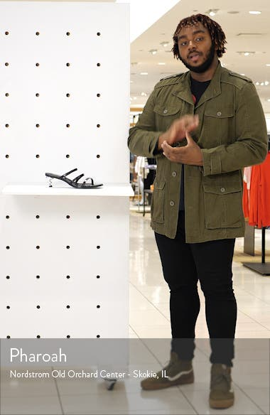 Gem Strappy Sandal, sales video thumbnail