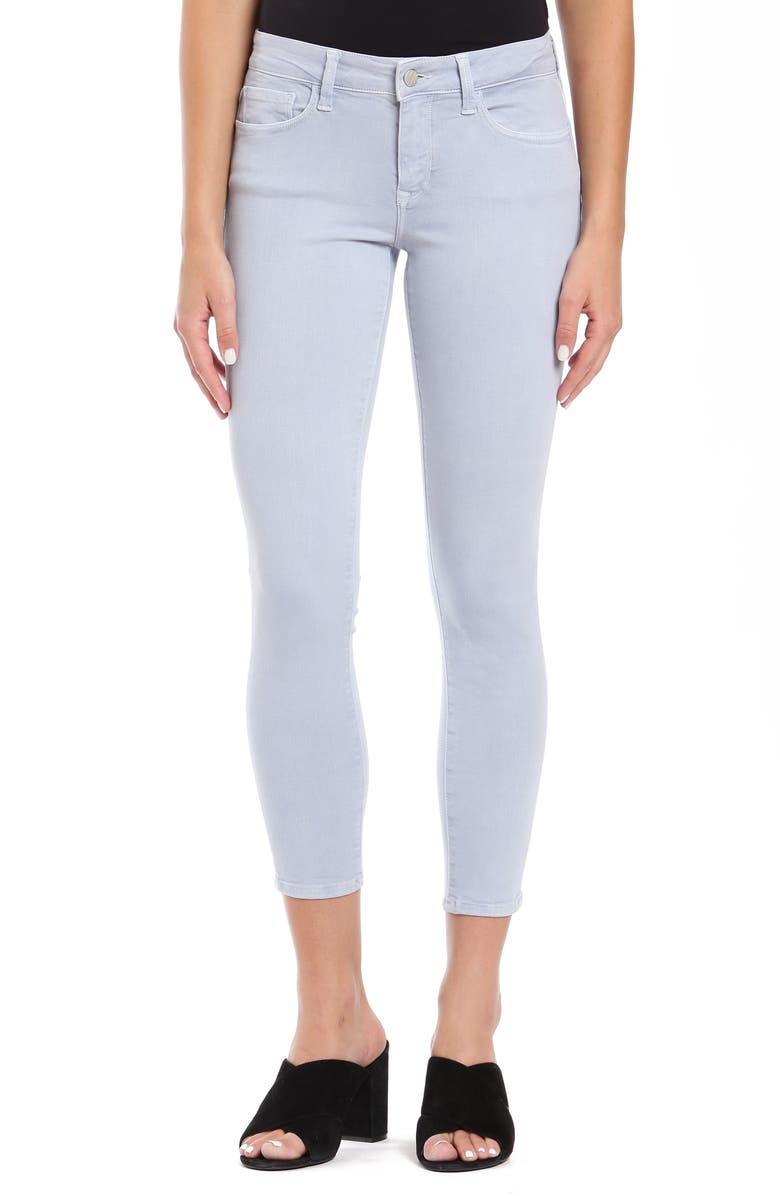 MAVI JEANS Alexa Ankle Skinny Jeans, Main, color, 420